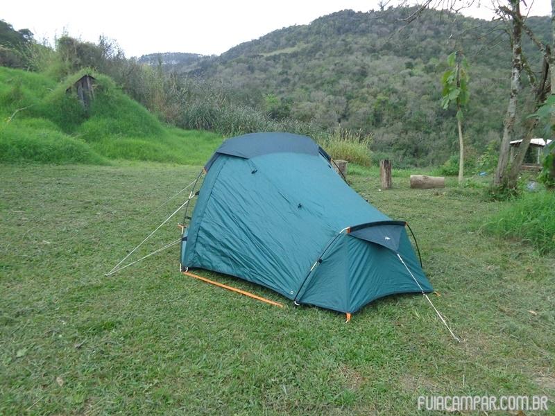 Barraca Forclaz 2, da Quechua