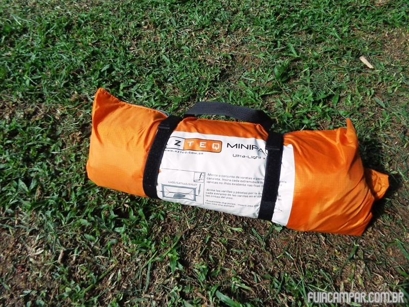 Barraca Mini Pack - FuiAcampar  (1)