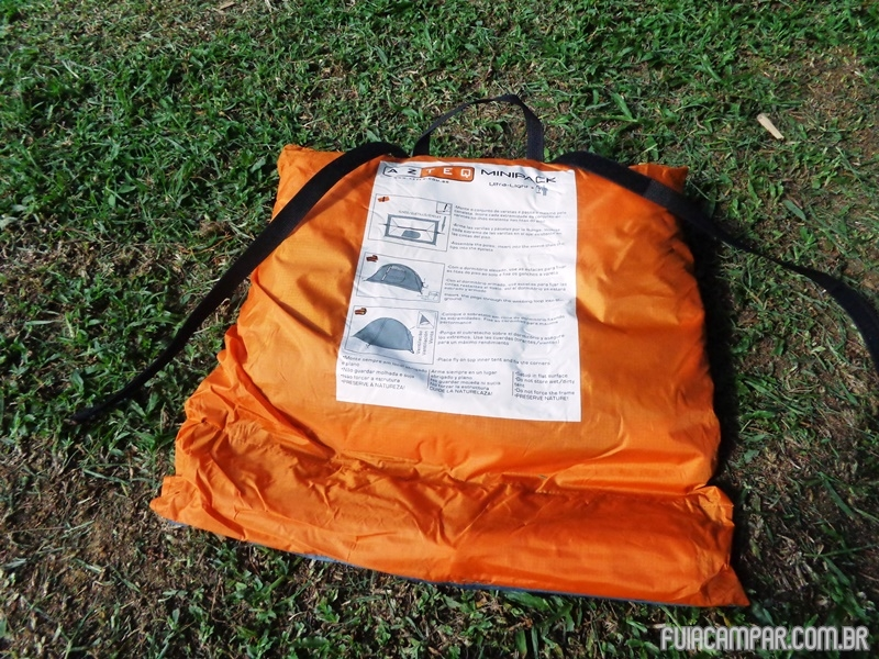 Barraca Mini Pack - FuiAcampar  (2)