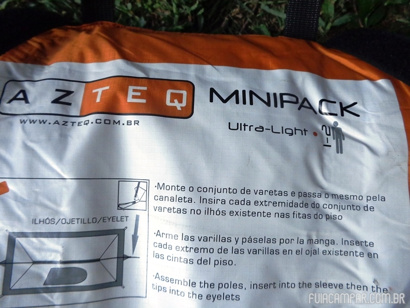 Barraca Mini Pack - FuiAcampar  (3)