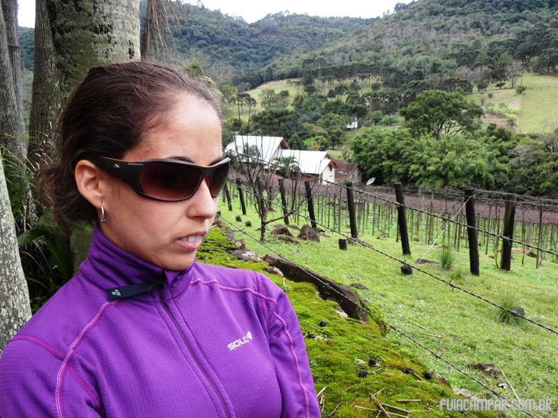 Blusa Zip X-Thermo air Lady, da Solo 10