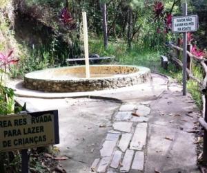Cachoeira do Bernardo Alemão (Foto: Jornal de Piedade)