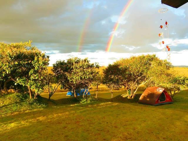 Camping PachaMama (capa)