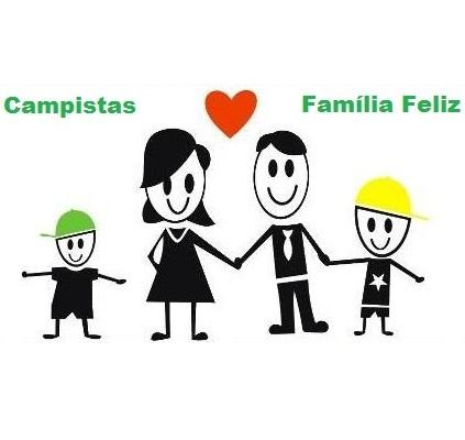 Campistas Família Feliz