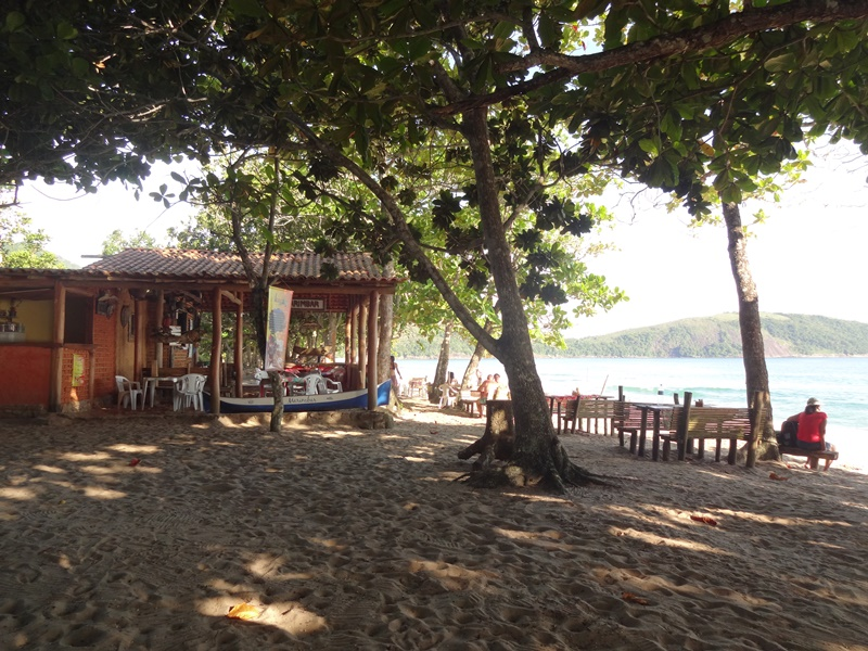 Camping Marimbar - Bar e restaurante do camping