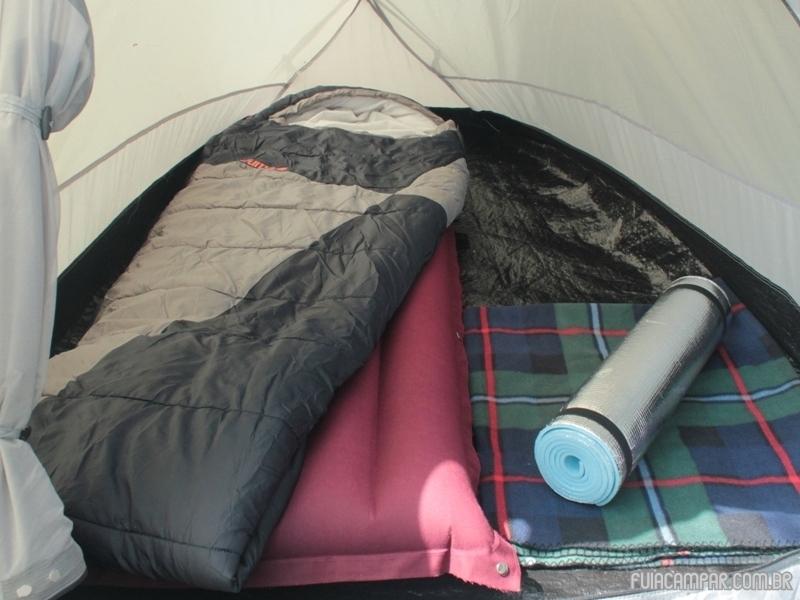 07398ed08 Dicas básicas de equipamentos para dormir em uma barraca - FuiAcampar