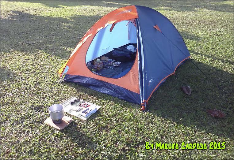 Histórias de Campistas - Tempestade no Camping Jureia 03