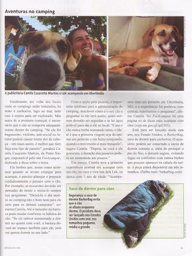 Matéria Cães e Cia