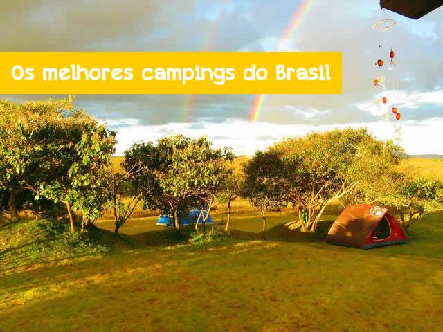melhores campings
