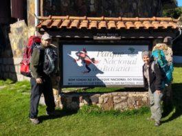 4 Dias acampando no Parque Nacional de Itatiaia