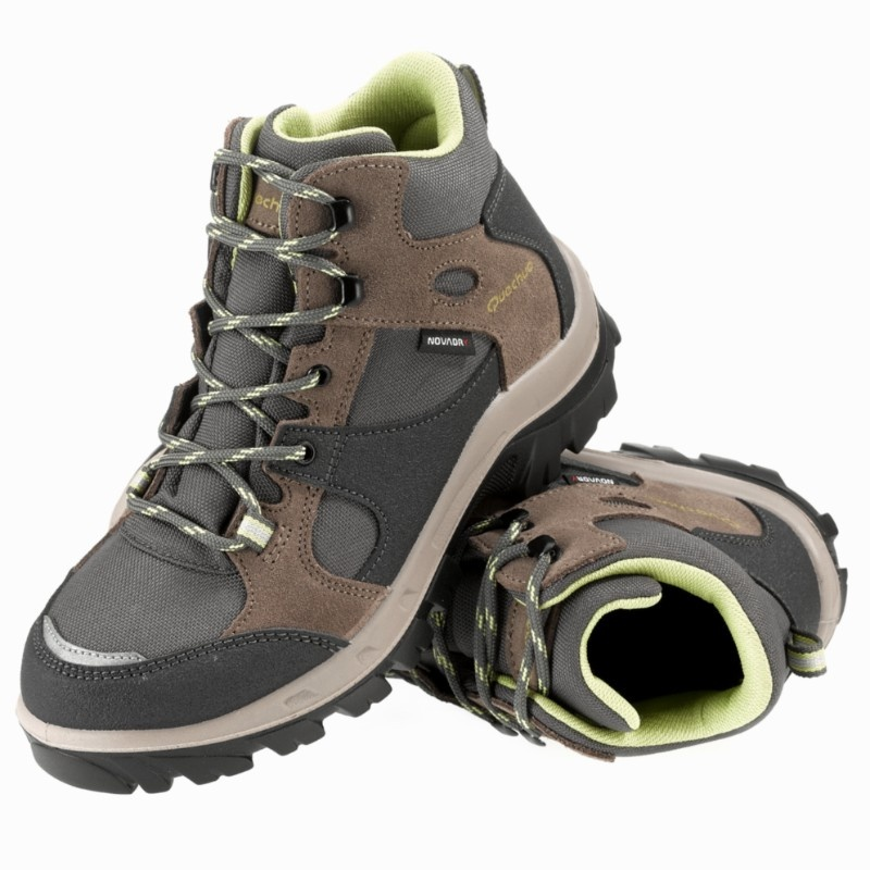 Review Bota Forclaz 500 da Quecha 01