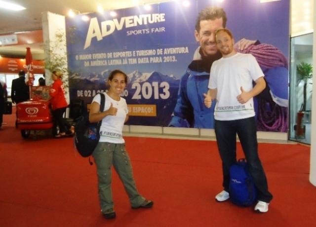 Read more about the article Adventure Sports Fair – Nós estivemos lá!