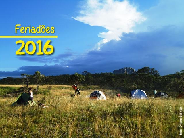 Read more about the article Calendário de Feriadões de 2016