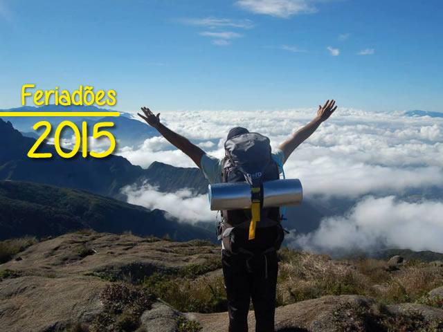 Read more about the article Calendário de Feriadões de 2015