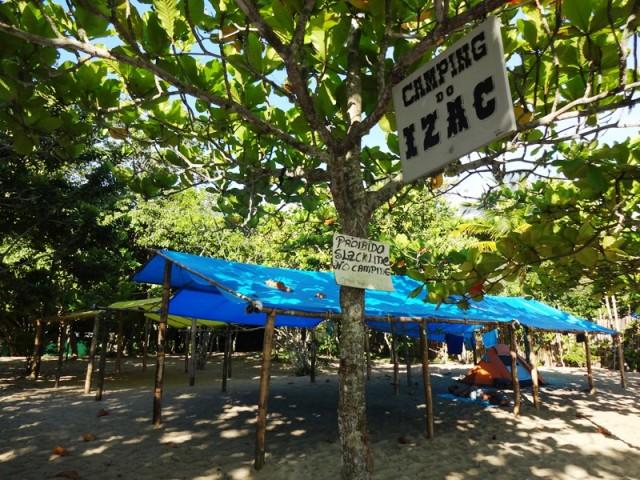 Camping do Izac