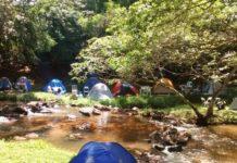 Campings para o Carnaval