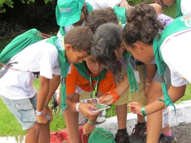 Read more about the article Evento escoteiro resgata valores