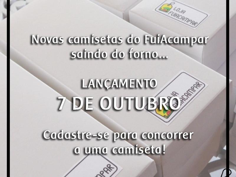 Read more about the article Camisetas – Coleção Sensações