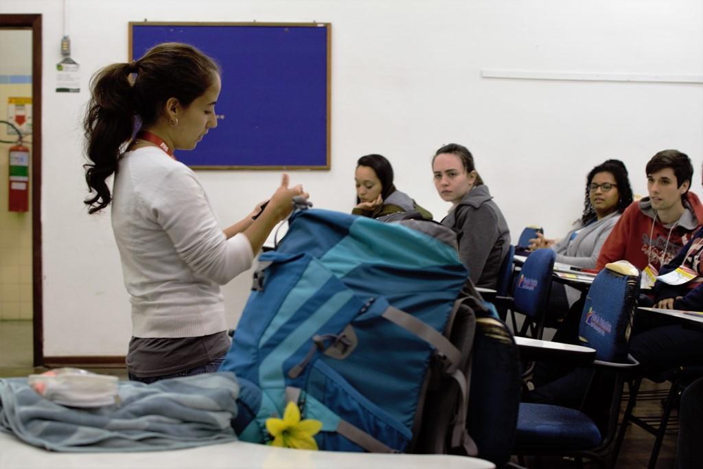 Read more about the article FuiAcampar Ministra Oficina de Práticas de Campismo