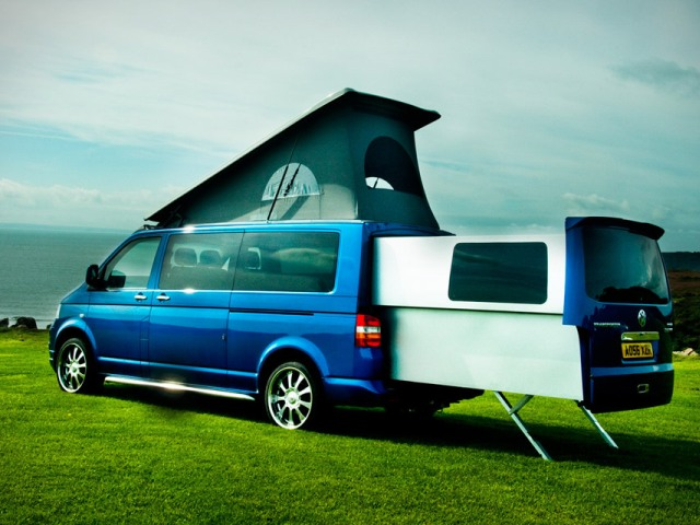 Read more about the article Doubleback: Van adaptada para camping