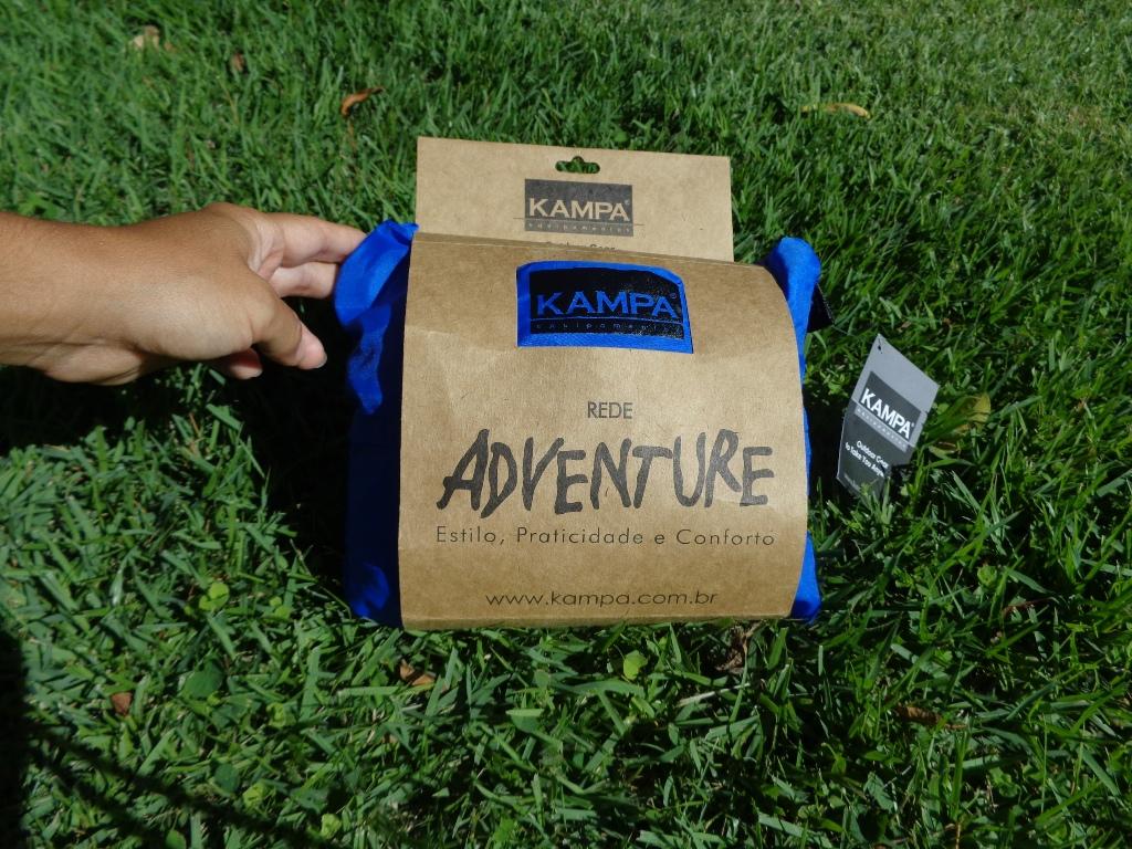 Rede Adventure - Kampa