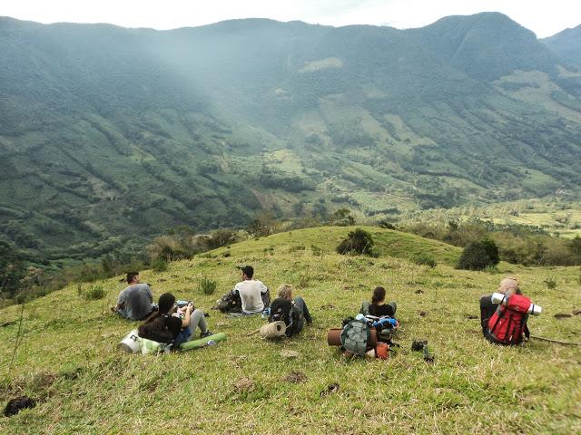 Read more about the article Trilha no Morro do Forno – Por Maurício Ariza