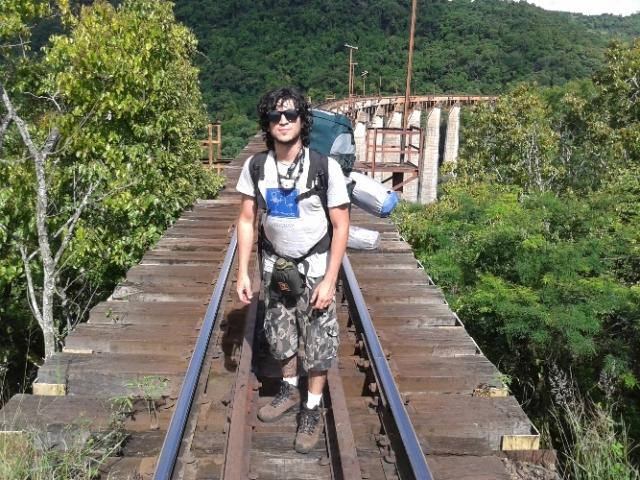 Read more about the article Trekking na Ferrovia do Trigo – por Maurício Ariza