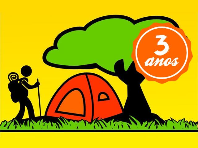 Read more about the article 3 anos de FuiAcampar