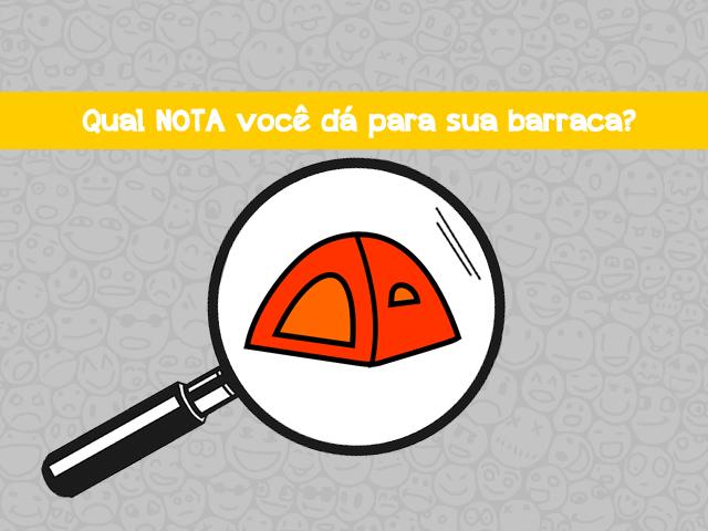Read more about the article Pesquisa de Satisfação de Barracas