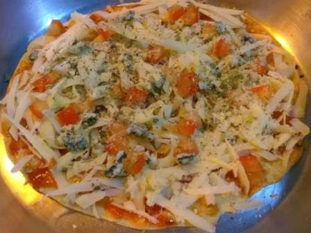 Read more about the article Pizza de Frigideira – Marcio