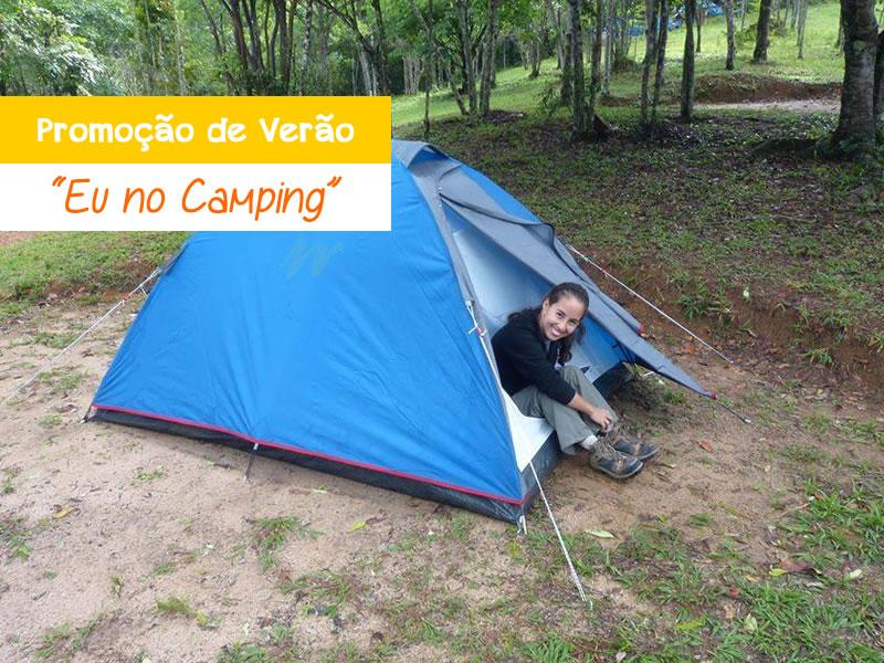 Read more about the article Promoção de Verão: Eu no Camping!