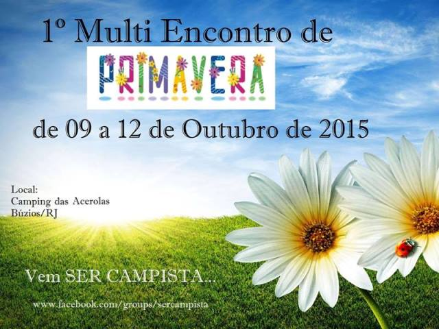 Read more about the article Encontro Campista: #MEP15