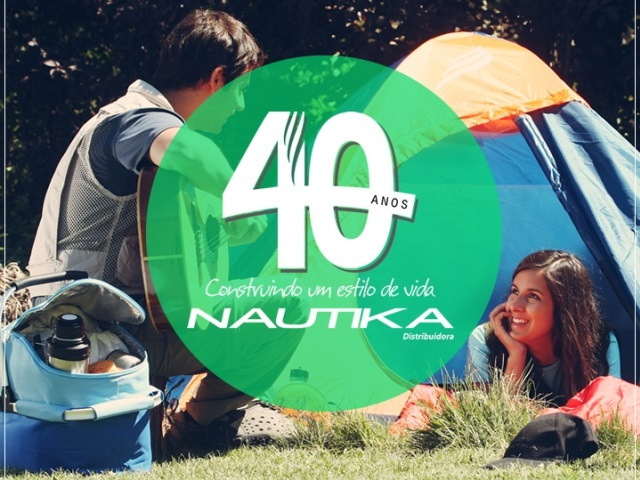 Read more about the article Nautika completa 40 anos!