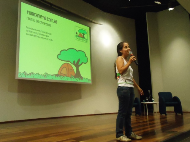 Read more about the article FuiAcampar realiza palestra no Senac-RS